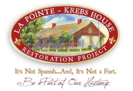 La Point Krebs House Pascagoula, MS