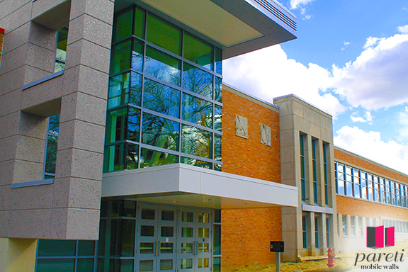 kent state new gallery portable walls