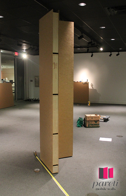 Portable Exhibition Walls : Portable exhibit walls
