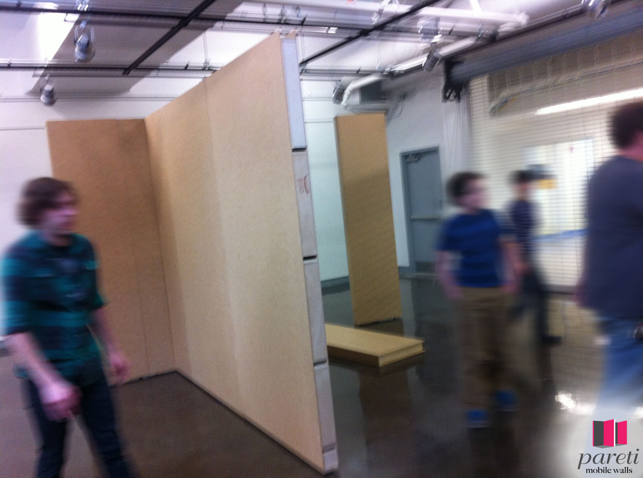 portable gallery walls kent state