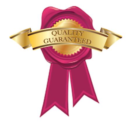 Pareti Guarantee Quality