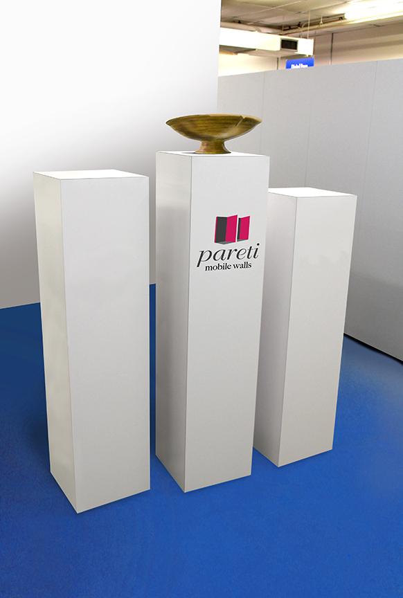 custom pedestals sm