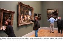 Inspiring museum etiquette